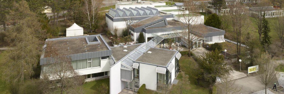 Blick auf die Kunsthalle Tübingen. Foto: Roland Halbe