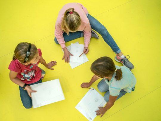 Kunsthalle für Kids, Foto: Ulrich Metz