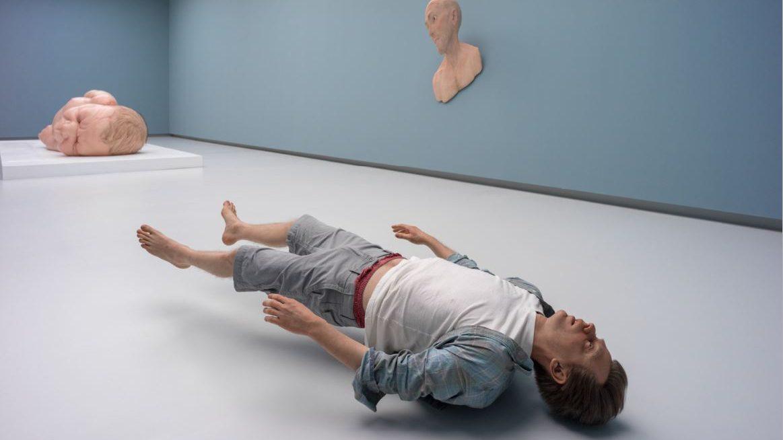Blick in die aktuelle Ausstellung der Kunsthalle Tübingen. Foto: Ulrich Metz