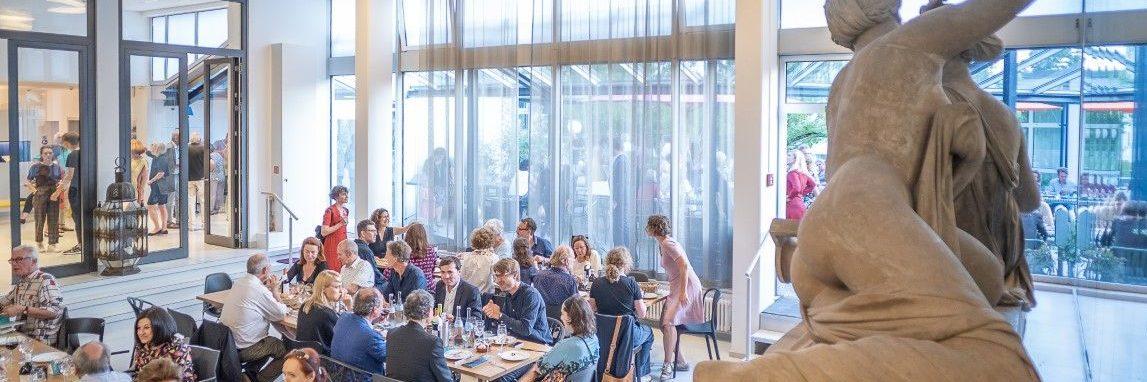 Cafe Kunsthalle. Foto: Ulrich Metz