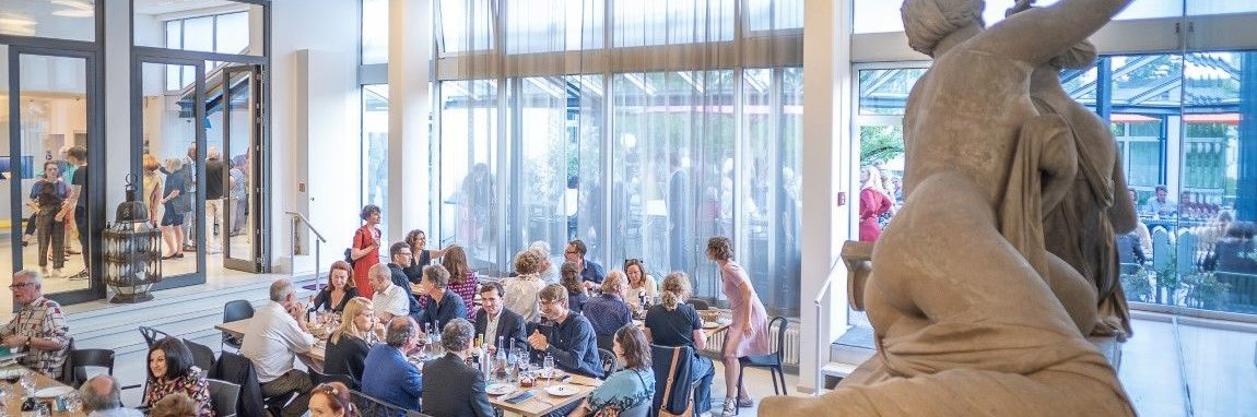 Cafe Kunsthalle. Foto: Ulrich Metz