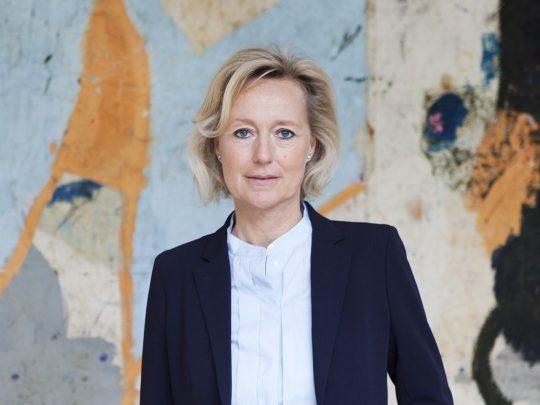 Carolin Scharpff-Striebich. Foto (Detail): Regine Petersen