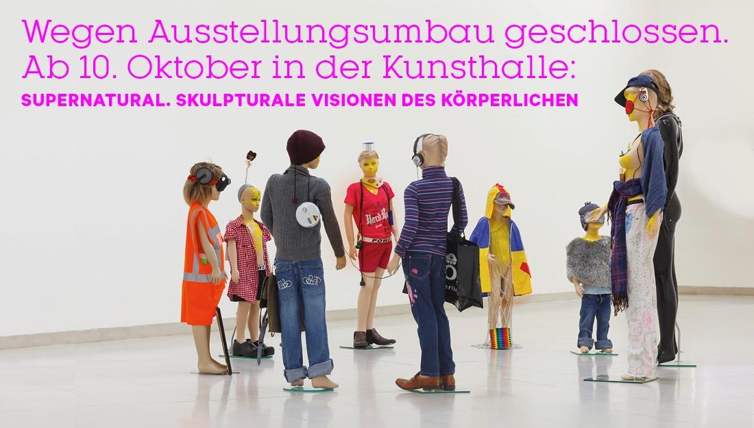 Isa Genzken, Schauspieler III, 3, 2015 Courtesy Galerie Buchholz, Berlin/Cologne/New York © VG Bild-Kunst, Bonn 2019, Foto: Axel Schneider, Frankfurt / Main