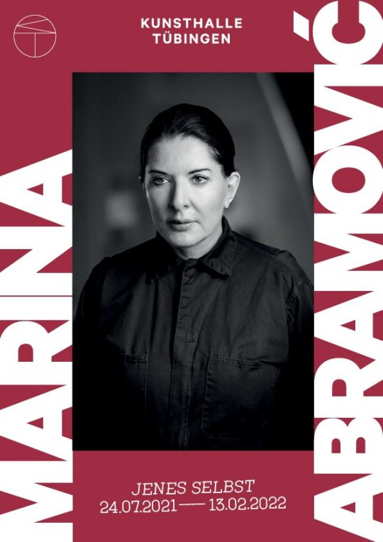 Marina Abramović, 2018 Foto: Carlo Bach