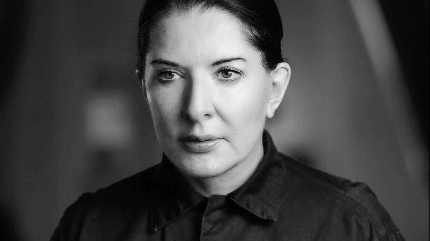 Marina Abramović, (Detail) 2018 Foto: Carlo Bach