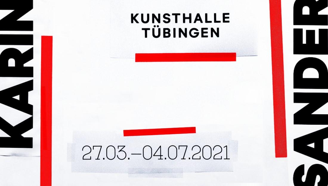 Gestaltung büro uebele, © Karin Sander, VG Bild-Kunst, Bonn 2021