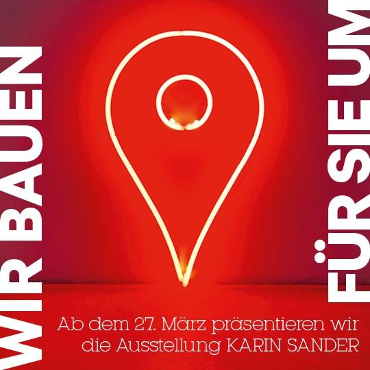 Karin Sander, Map Icon, 2020 © Studio Karin Sander, VG Bild-Kunst, Bonn 2021 Foto: Karin Sander