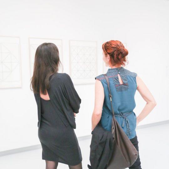 Blick in die Sexy and Cool-Ausstellung in der Kunsthalle Tübingen. Foto: Wynrich Zlomke